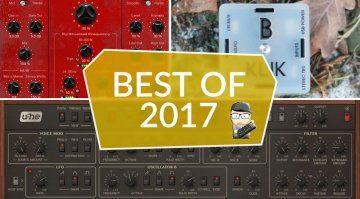 Best of 2017: Sounds zum Träumen, mehr Bass und der totale Sync