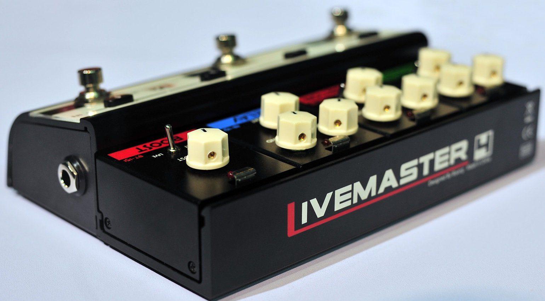 Biyang LiveMaster LM-4 Frame Back