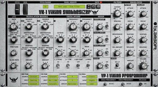Ihr bestimmt den Preis für Blamsoft Inc. Viking VK-1 als VST