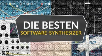 Die besten Software Synthesizer 2017