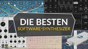 Die besten Software Synthesizer 2017