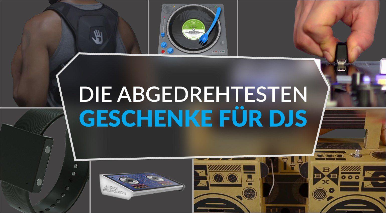 Die abgedrehtesten Weihnachtsgeschenke für DJs | gearnews.de