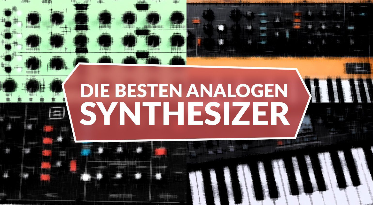 die besten analogen synthesizer boom. Black Bedroom Furniture Sets. Home Design Ideas