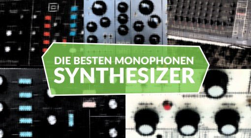 Die besten monophonen Hardware-Synthesizer 2020 - Top 5