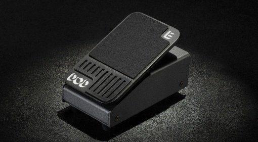 DOD Mini Expression Pedal Teaser