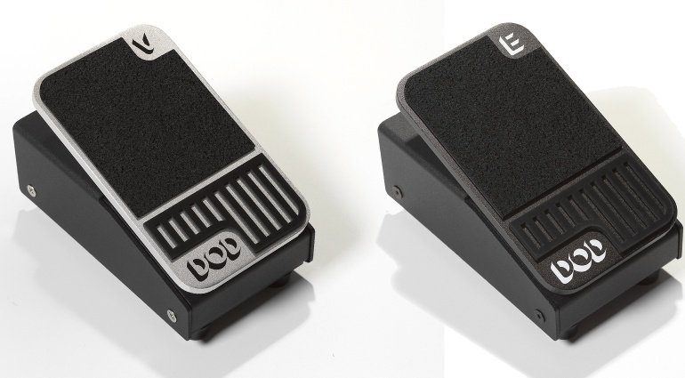 DOD Mini Expression Volume Pedal Angle