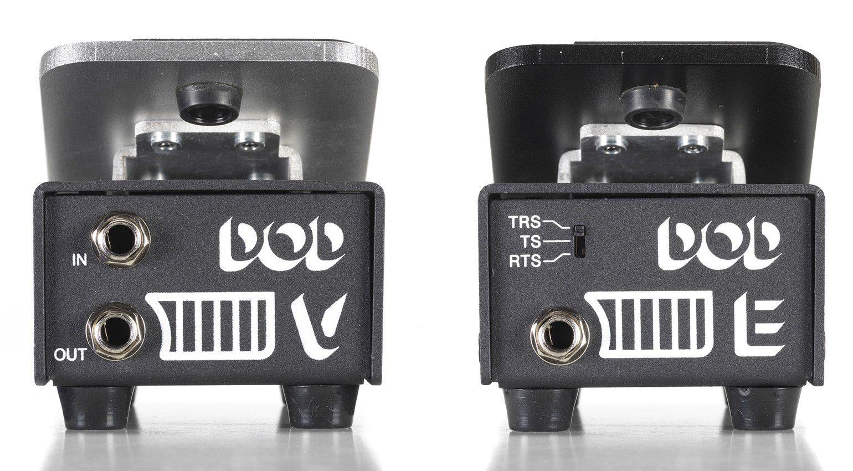 DOD Mini Expression Volume Pedal Rear