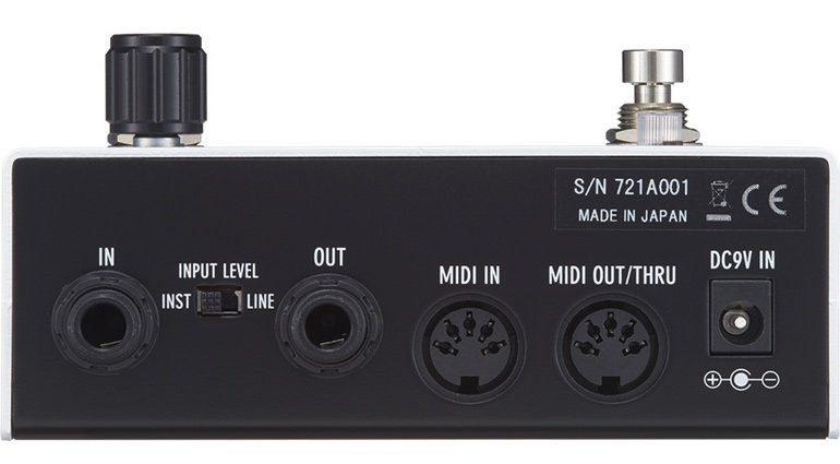 Free The Tone PA-1Q Effekt Pedal Back