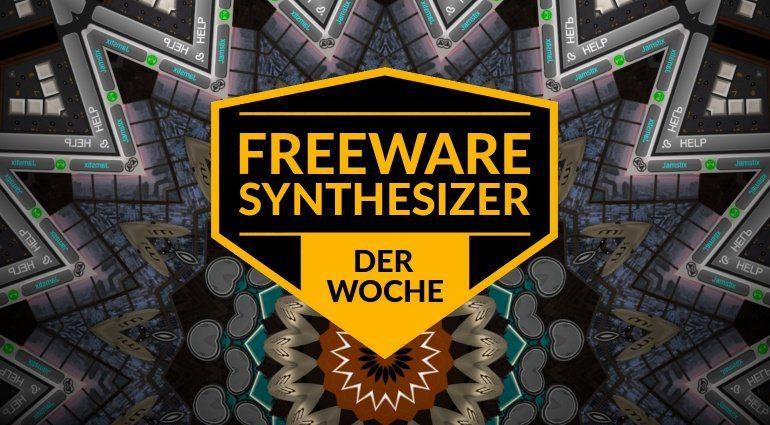 Freeware-Synthesizer der Woche: FB-3200, Molekules und Jamsticks