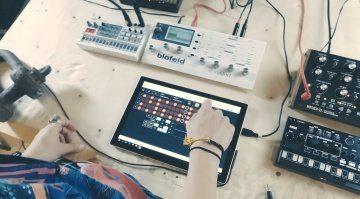 Modul - webbasierter MIDI Sequencer für einen Dollar pro Monat