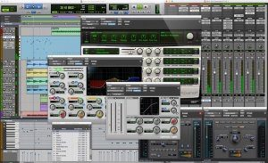 Pro Tools First Freeware DAW Editor