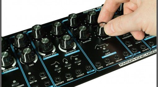 Radikal Synth Paraphonic Modul