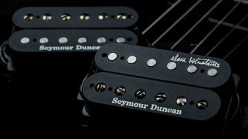 Seymour Duncan Thrash Factor Rust In Peace tone