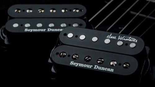 Seymour Duncan Thrash Factor Rust In Peace tone