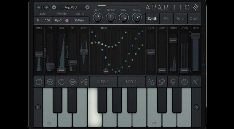 FM Deluxe: Sugar Bytes veröffentlicht Aparillo - jetzt auch für iPad