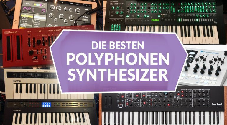 Top 5 - Polyphone Synthesizer 2