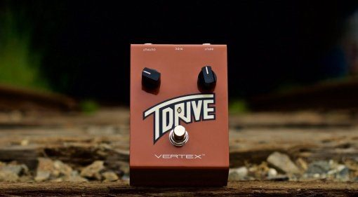 Vertex T Drive Overdrive Front