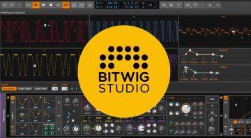 Bitwig STudio 2.3 TEaser