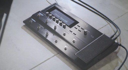 Boss GT-1000 Multi Effekt PEdal Teaser