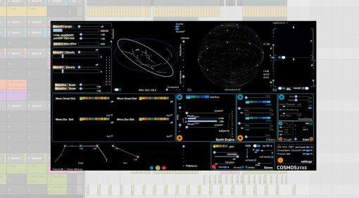 cosmos fx5 plug-in convolution gui mangler