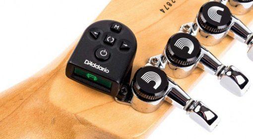 D'Addario NS Clip-Free Micro Tuner TEaser