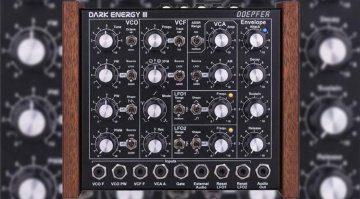 Doepfer Dark Energy wird III