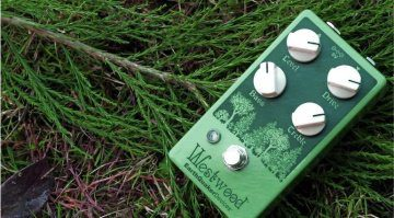 Earthquaker Devices Westwood Overdrive Pedal