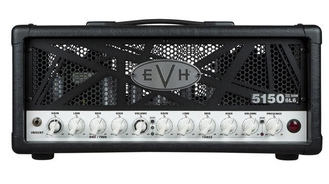 EVH 5150 III 6L6 BLACK