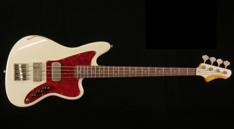 Fano JM4 Bass Olypic White Front