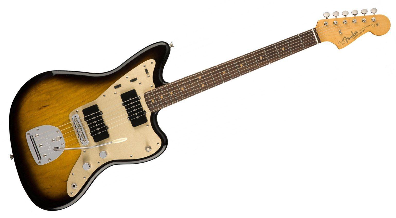 Fender 60th Anniversary Jazzmaster 2-Tone Sunburst Front