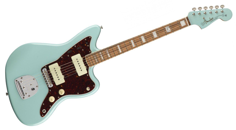 Fender 60th Anniversary Jazzmaster Daphne Blue Frint