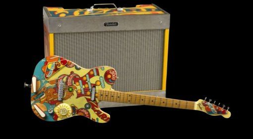 Fender-Custom-Hops-Yuri-Shiskovs-Pinball-Telecaster-and-Wizard-amp