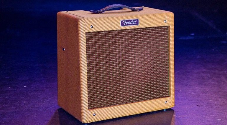 Fender Hot Rod Pro Jr IV