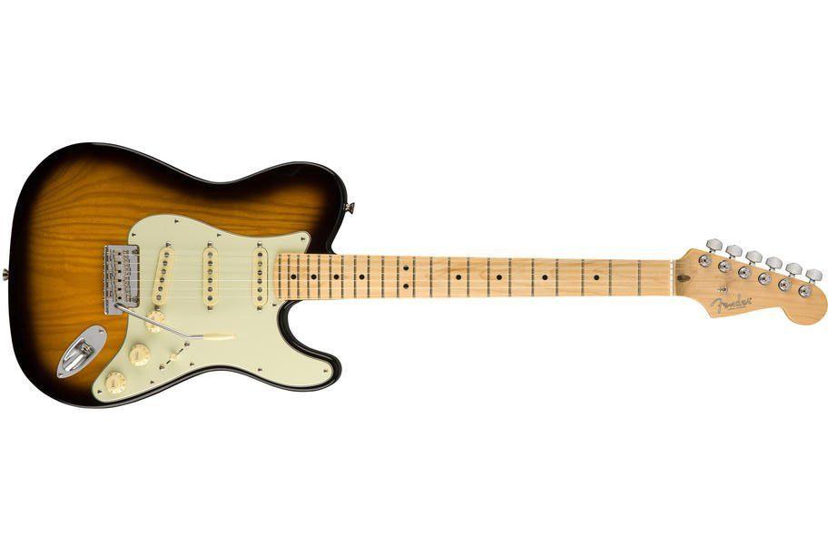 Fender Limited Edition Strat Tele Hybrid