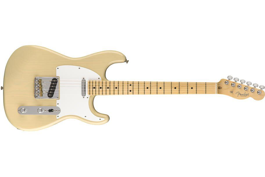 Fender Limited Edition Whiteguard Strat