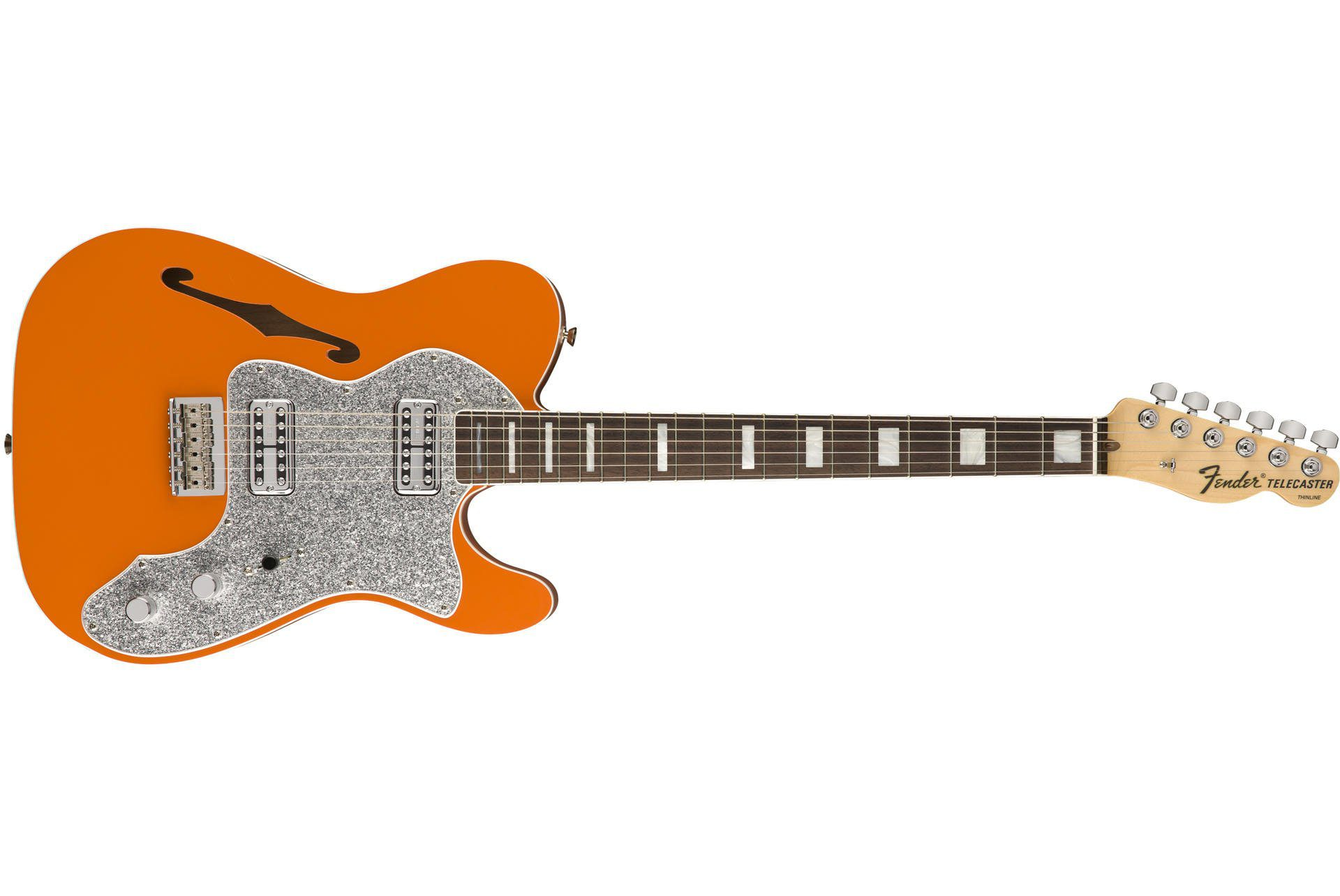 Fender Limited Edition Tele Thinline Super Deluxe