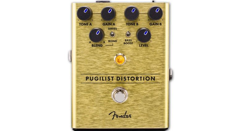 Fender Pugislist Distortion