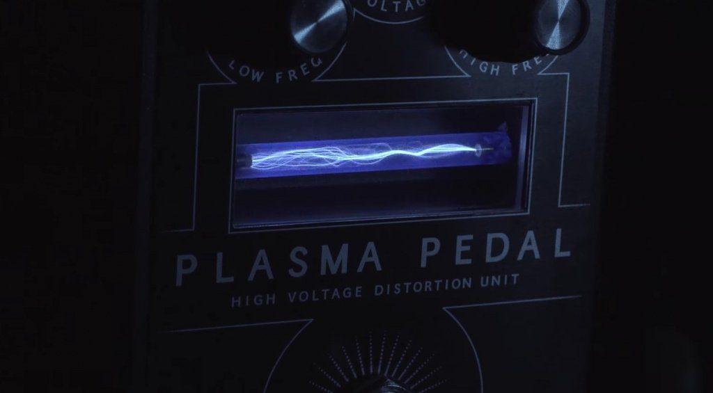 Gamechanger Audio Plasma Pedal Teaser