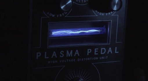 Gamechanger Audio Plasma Pedal Teaser