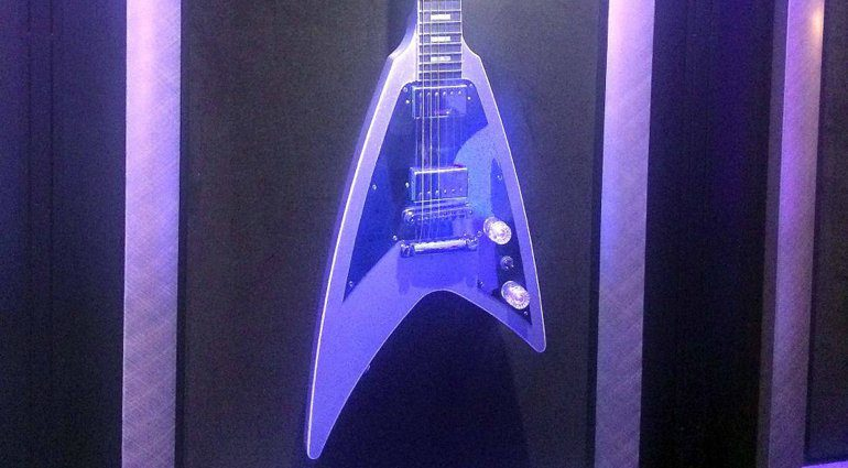 Gibson Modern Flying V CES