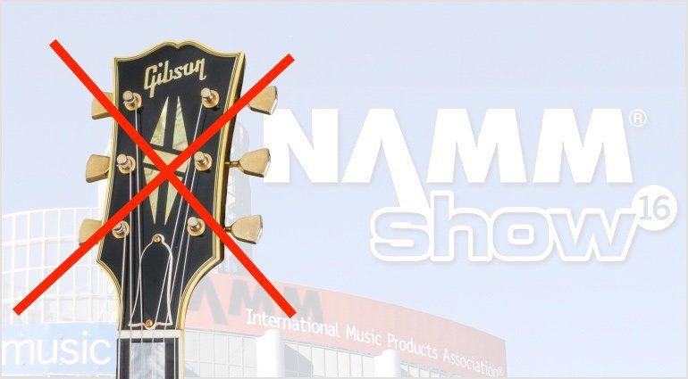 Gibson NAMM Show 2018 Teaser