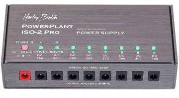Harley Benton PowerPlant ISO-2 Pro