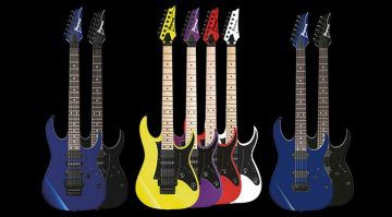 Ibanez Genesis-Collection