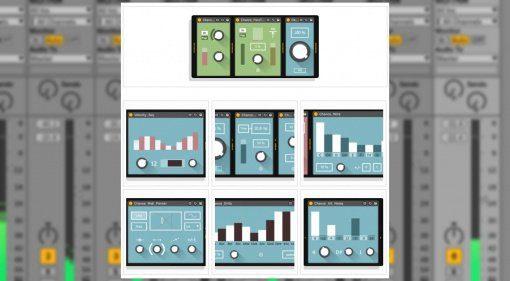Isotonik Studios Chance TEN - m4l Devices inspiriert durch Brian Eno