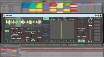 Isotonik Studios Samsara - m4l Device für fortgeschrittenes Sampling