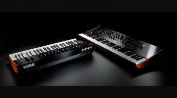 korg prologue synthesizer