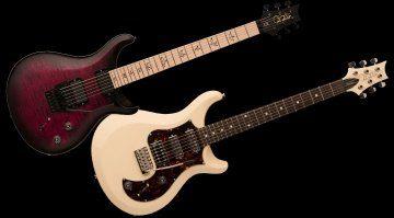 Neue PRS E-Gitarren zur NAMM 2018
