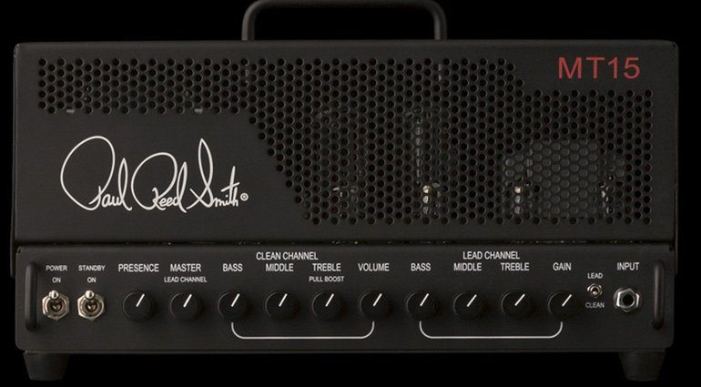 Paul Reed Smith MT15 Tremonti Signature Amp Front