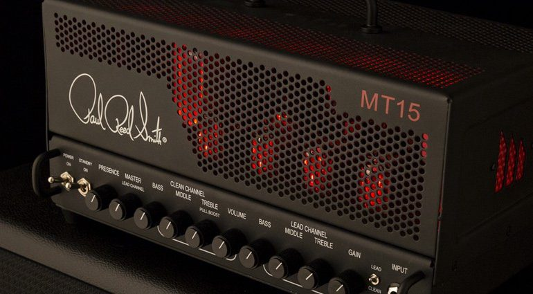 Paul Reed Smith MT15 Tremonti Signature Amp TEaser