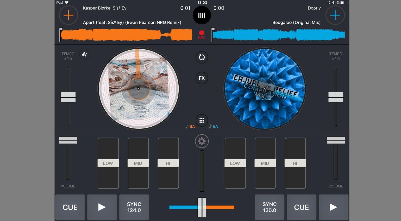 Wenn's mal was kosten darf: 6 coole DJ-Apps für iOS und Android